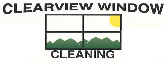 Clearview Window Cleaning Logo